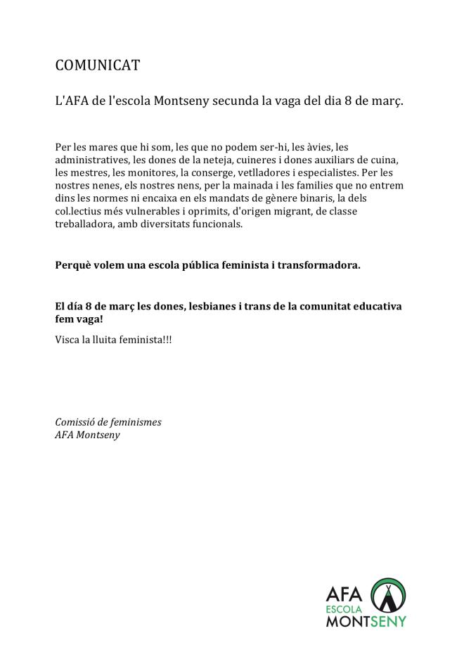 Microsoft Word - COMUNICAT AFAMontseny 201903.docx